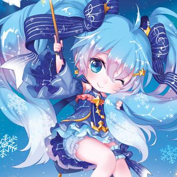 イラストギャラリー Snow Miku 2017 雪ミク初音ミクが北海道を応援